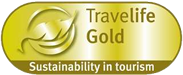 Logo Travelife Gold